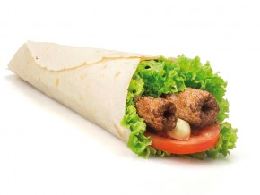Seek Kebab Wrap
